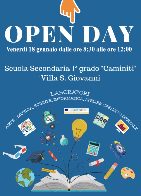 2019 01 18 open day 2019 2020